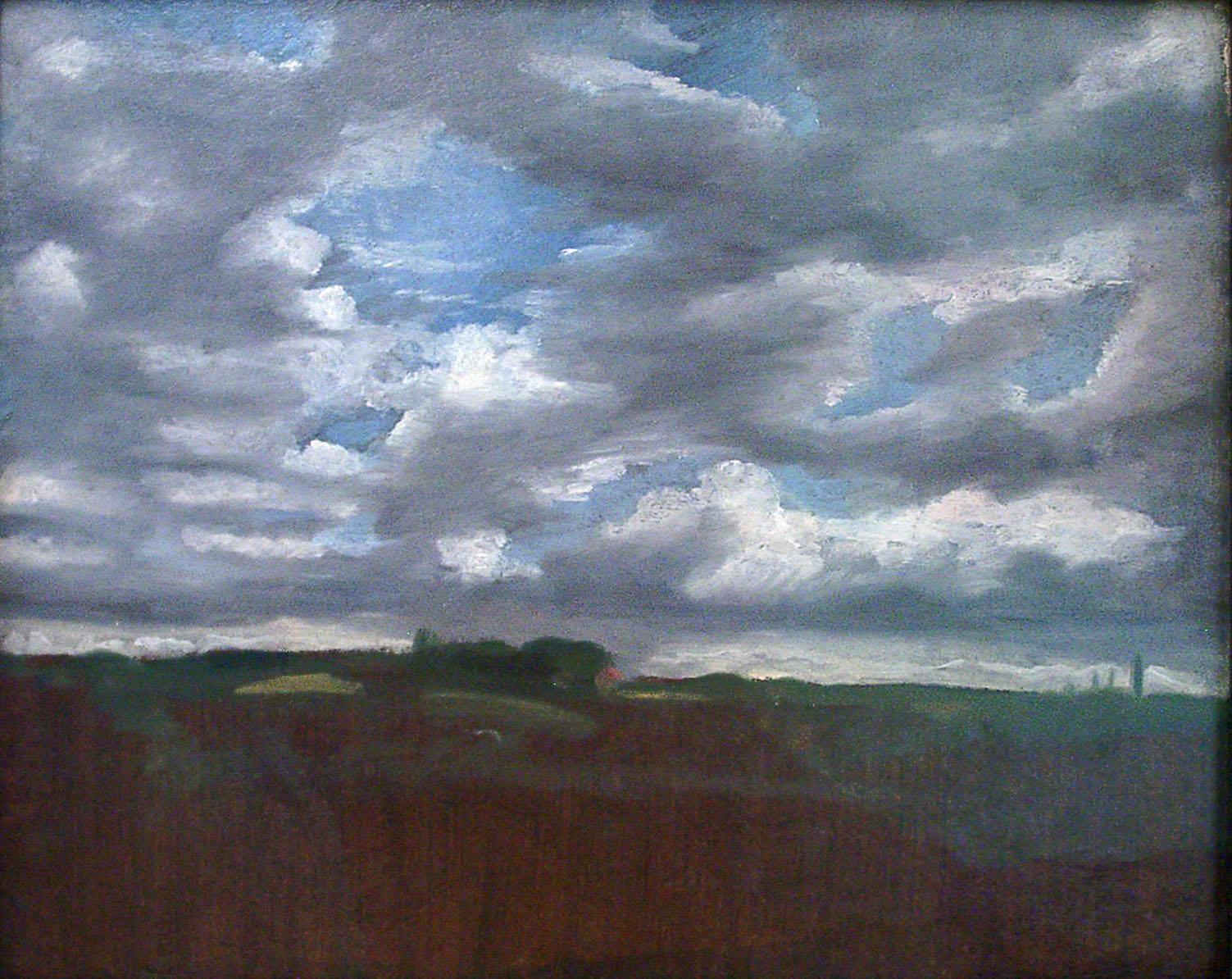 Nordic Attic John Constable And Danish Art