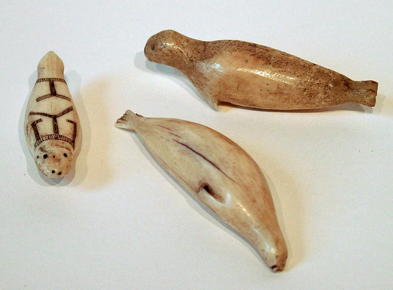 Walrus bone carvings circuit diagram maker